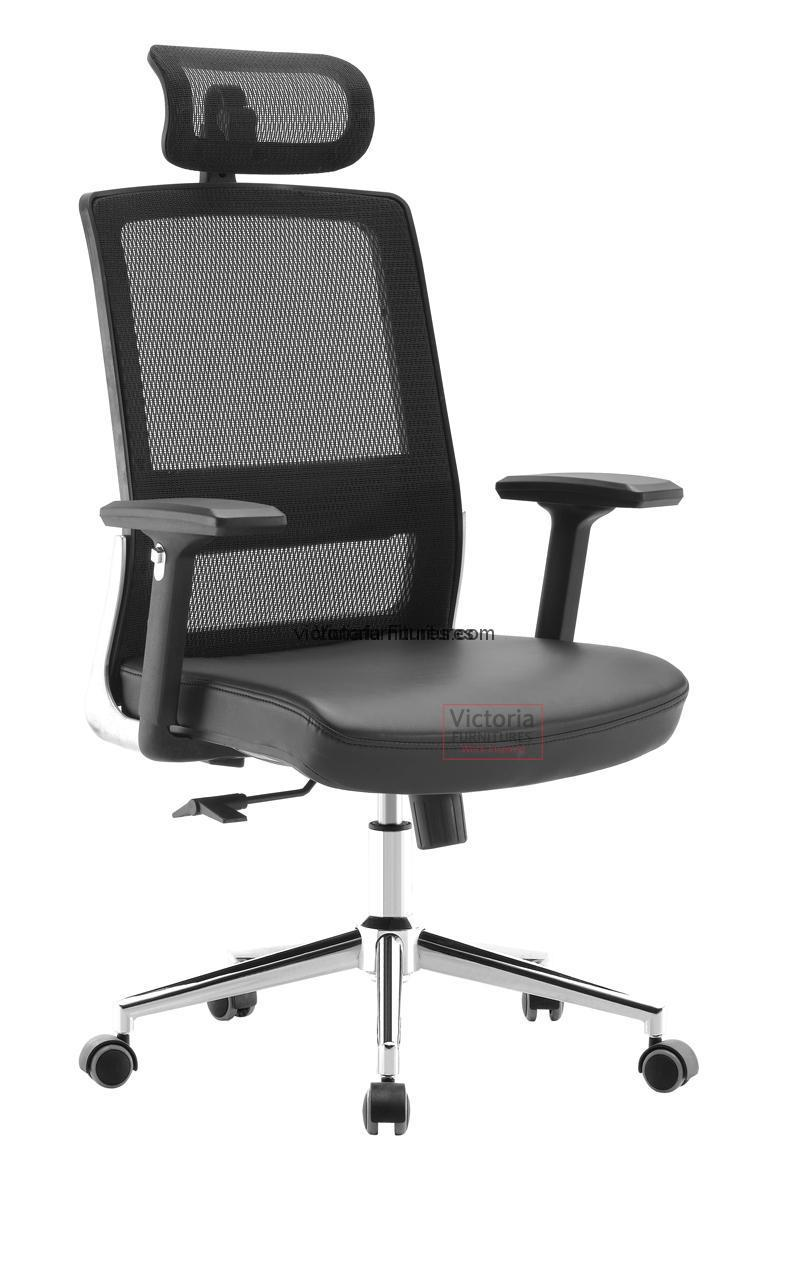 Home Office Chairs Mesh Chairs Orthopaedic Chair X1 01A MF