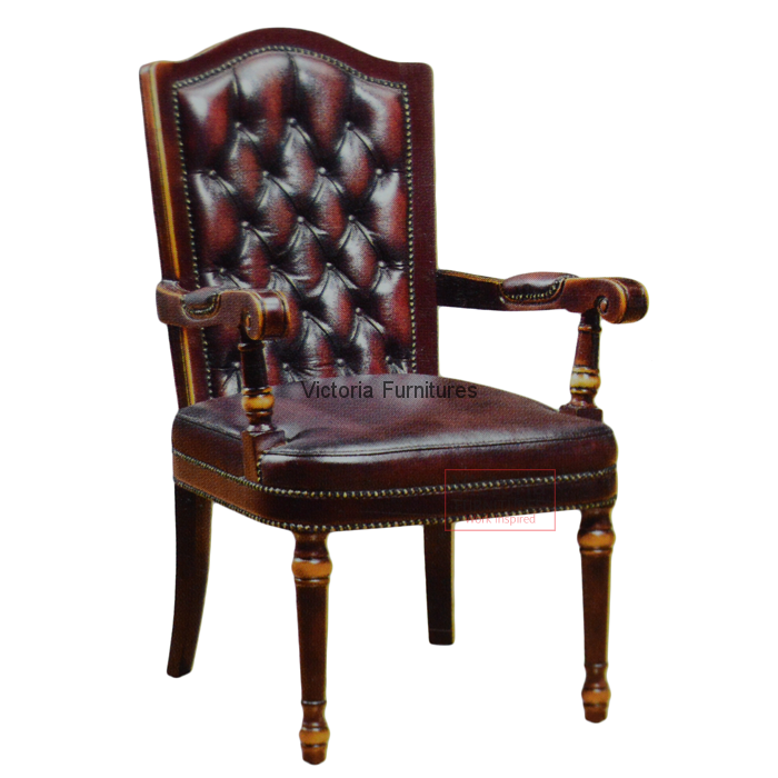 chesterfield chair vc10 victoria furnitures ltd