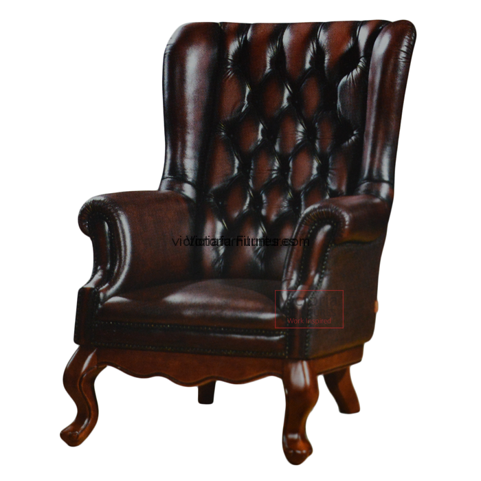 chesterfield chair vc151 victoria furnitures ltd
