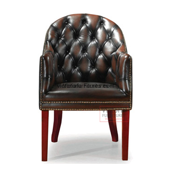 chesterfield chair vc141 victoria furnitures ltd