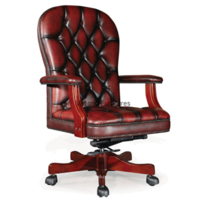 office leather chair. Chesterfield Chair \u2013 GA137-2 Office Leather H