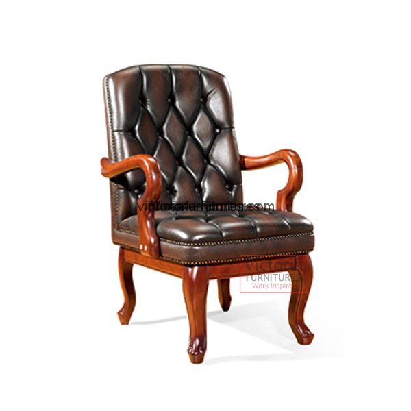 Chesterfield Chair Vc137 187 Victoria Furnitures Ltd