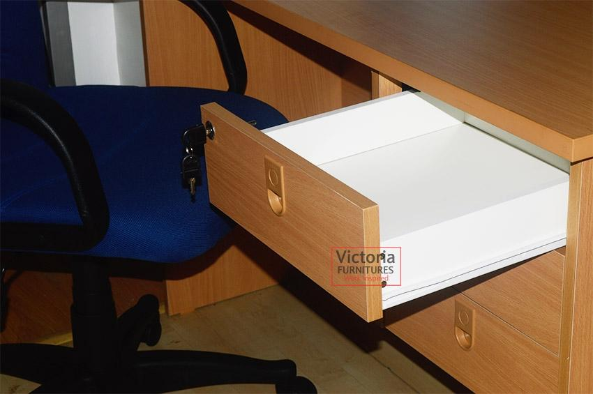 Affordable office furniture setup for startups