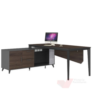 Executive Office Desk MD-D0120_Victoria Furniture