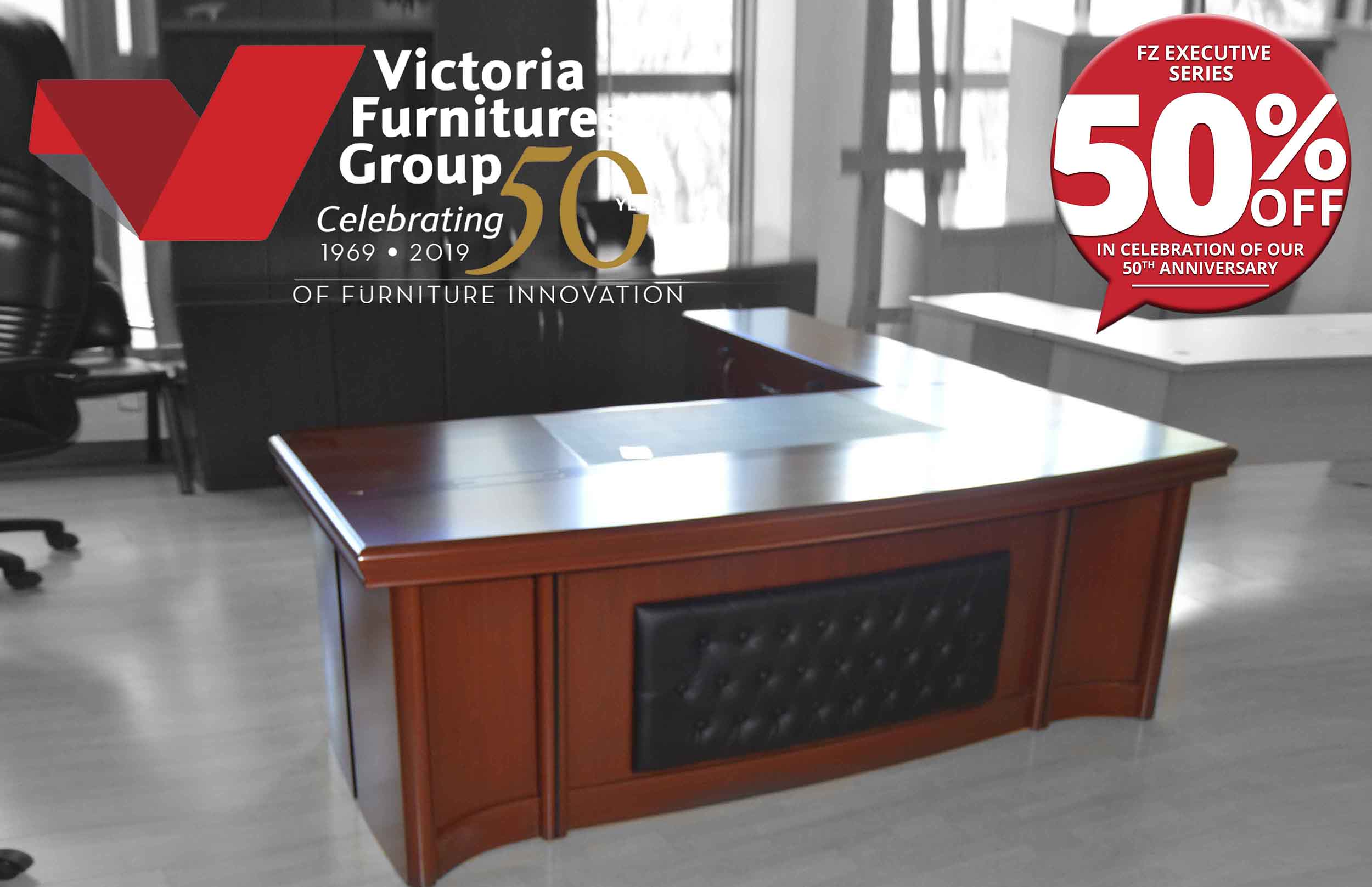 We bring you office furniture solutions doing this for