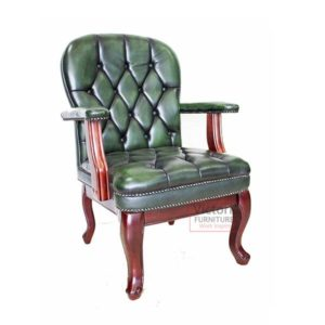 Chesterfield Chairs 187 Victoria Furnitures Ltd