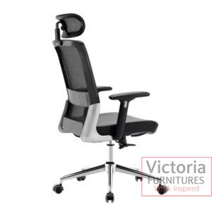 Black Mesh Office Chair - DX6229A » Victoria Furnitures ltd