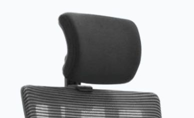 headrest orthopedic chair